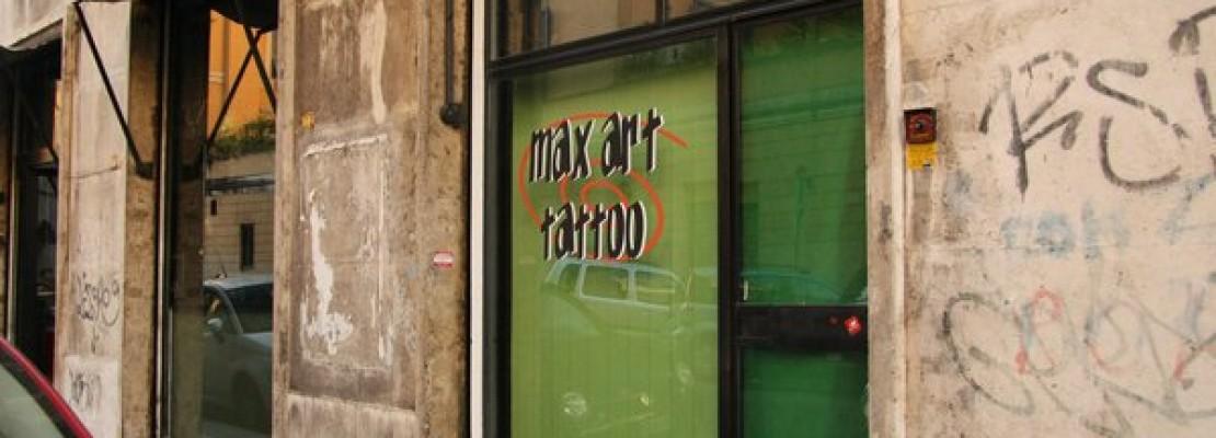 Max Art Tattoo