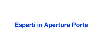EspertiInAperturaPorte01.fw