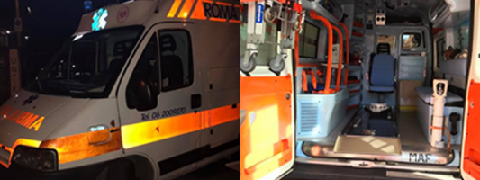 Ambulanze Private Roma Centro